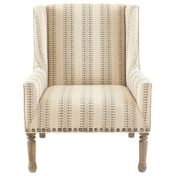 Farmhouse Armchairs And Accent Chairs by Lamporia