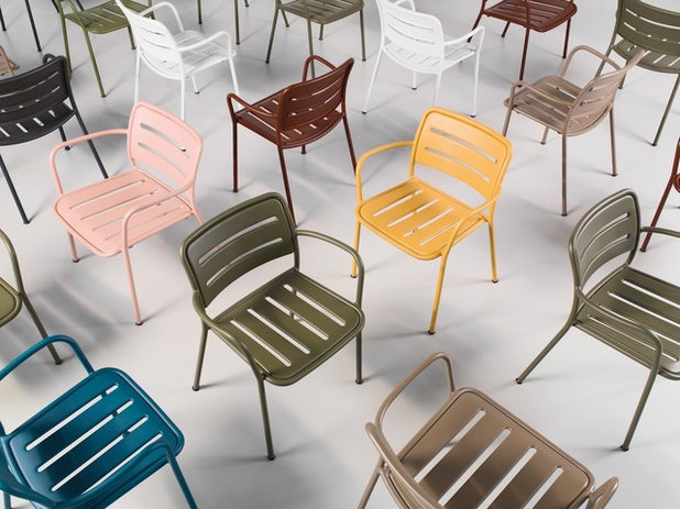 Contemporary Outdoor Dining Chairs by KETTAL