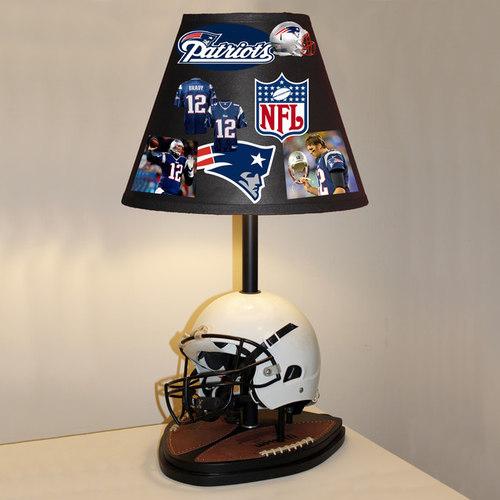 Lamp Revival   Custom Football Table Lamp   Table Lamps