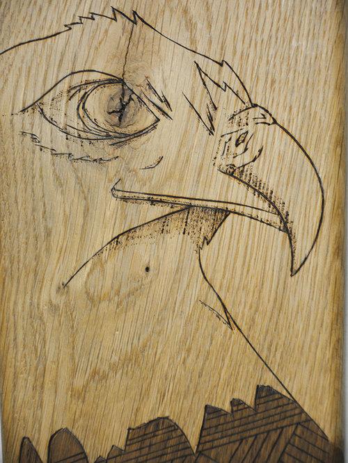 L'OEIL DE L'AIGLE - Drawings And Illustrations