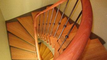 Stair remodel