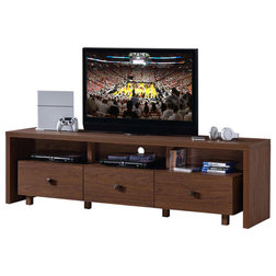 Transitional Entertainment Centers And Tv Stands by VirVentures