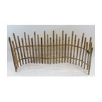 Bamboo Picket Fence, 24""
