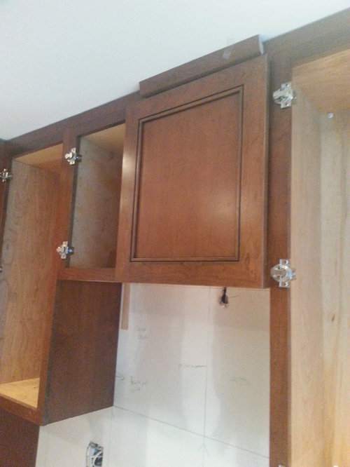 Crown Molding On Kitchen Cabinets Yes Or No