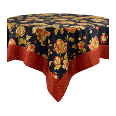 Gable Bloom Table Topper