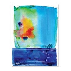 Meditations 30, Canvas Print
