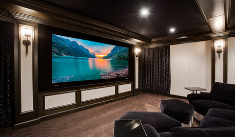 Dive Into the Best Home Theater Setups for Shark Week