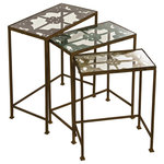 IMAX Worldwide Home - Torry Nesting Tables, Set of 3 - *Please Note*