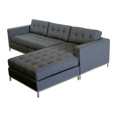 gus modern jane bi sectional sofa urban tweed ink sectional sofas big boys furniture