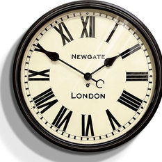 find industrial wall clocks online