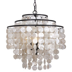 Beach Style Chandeliers by Lighting New York