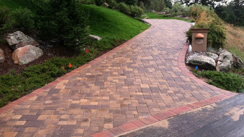 Driveways done RIGHT. Strength, beauty, lasting value