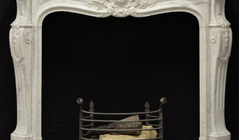Available Antique White Marble Fireplaces