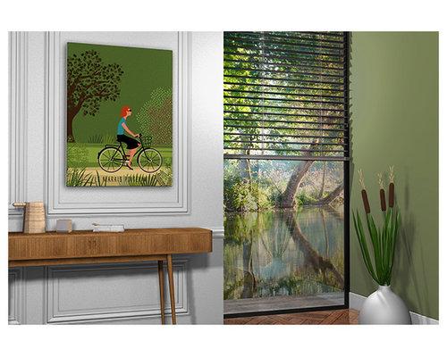 Toiles et posters Marais Poitevin - Imprimé et Poster