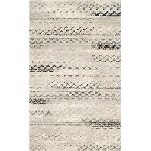 Safavieh Retro Woven Rug Cream Gray Area Rugs By Rugs Hut