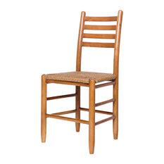 Ladderback Chairs, Medium Oak