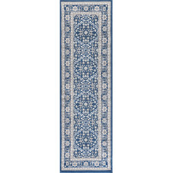 Mediterranean Hall And Stair Runners by Tayse Rugs
