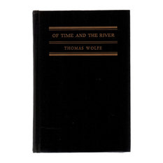 """1944 """"Of Time and the River"""" by Thomas Wolfe"""