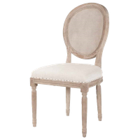 Oliver Dining Chairs, Set of 2, Stone Wash
