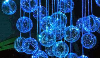 sparkle chandelier