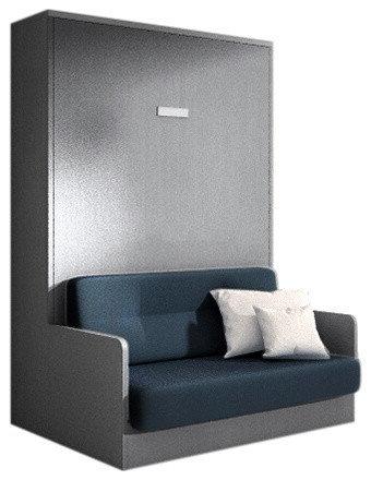 Assez Armoire lit escamotable - Canapé intégré FR56