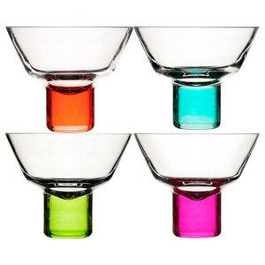 Sagaform Club Martini Glasses, 4-Piece Set