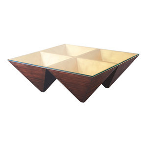 Gemma Coffee Table Contemporary Coffee Tables By