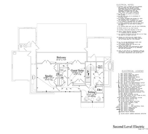 new build electrical plans help please