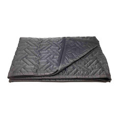 Valencia Bed Runner, Charcoal