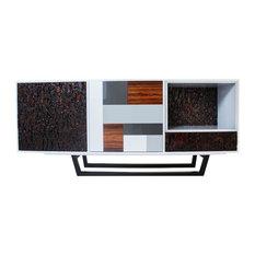 Barkwood Sideboard