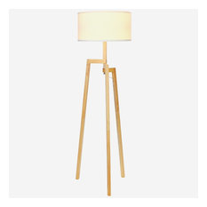 Brightech Mia LED Tripod Floor Lamp