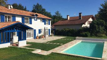 Rénovation villa, piscine et pool house