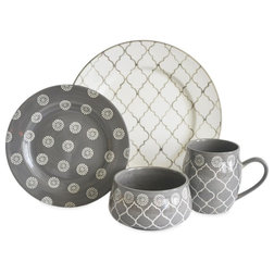 Mediterranean Dinnerware Sets by Baum Essex