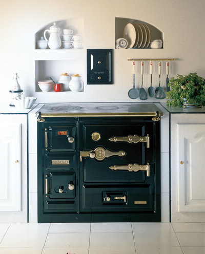 Revival vintage las cocinas de le a vuelven a la casa de - Cocinas de obra modernas ...