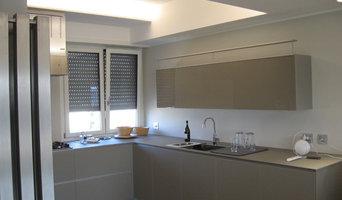 Appartamento su du piani, Monza
