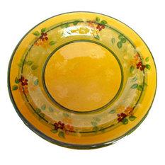 Souleo Deco Divers Porvence Pottery Dinner Plates