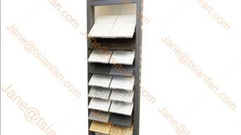 Stone display rack