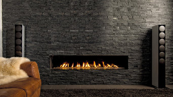 Vision Trimline Trimless Gas Fires - TL170