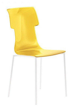 My Chair, Gul - Spisebordsstole