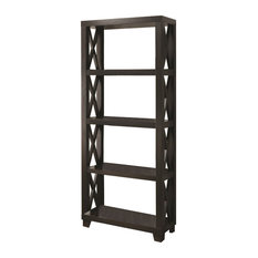 Coaster Humfrye Bookcase With Four Shelves