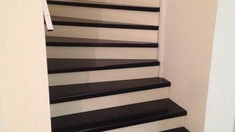 Портфолио: лестницы