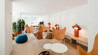 Kulmakuppila - Hardoy Butterfly Chair
