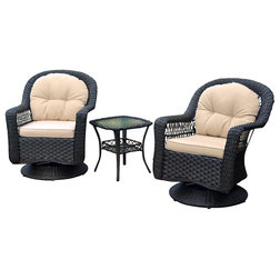 Tropical Outdoor Lounge Sets by Tortuga Outdoor