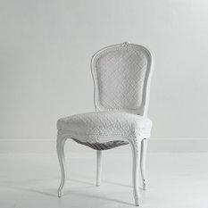 Chaise de salle à manger classique