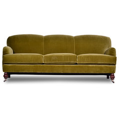 Basel Back English Roll Arm Sofas And Chairs