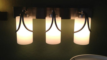A few of our lighting products