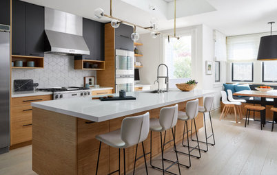 Houzz Tour: Architect Digs Down to Expand a Compact Home
