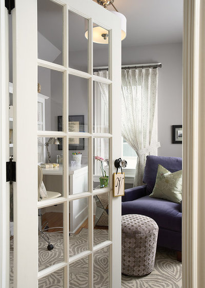 Contemporary  by LiLu Interiors