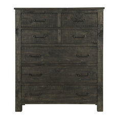 Emma Mason Signature Alabastros Drawer Chest In Weathered Charcoal