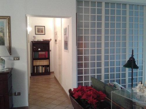 Realizzare una porta che separi la zona notte dalla zona - Porta divisoria zona notte ...